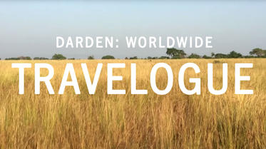 About Darden travelogue