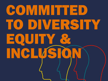 Committed to diversity equity and inclusion